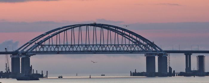 Крымский мост (фото - tass.ru)