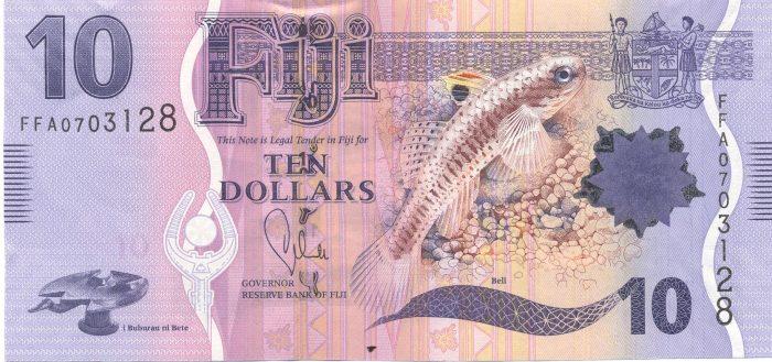 Доллар Фиджи