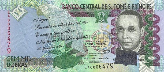 Добра Демократической Республики Сан-Томе и Принсипи