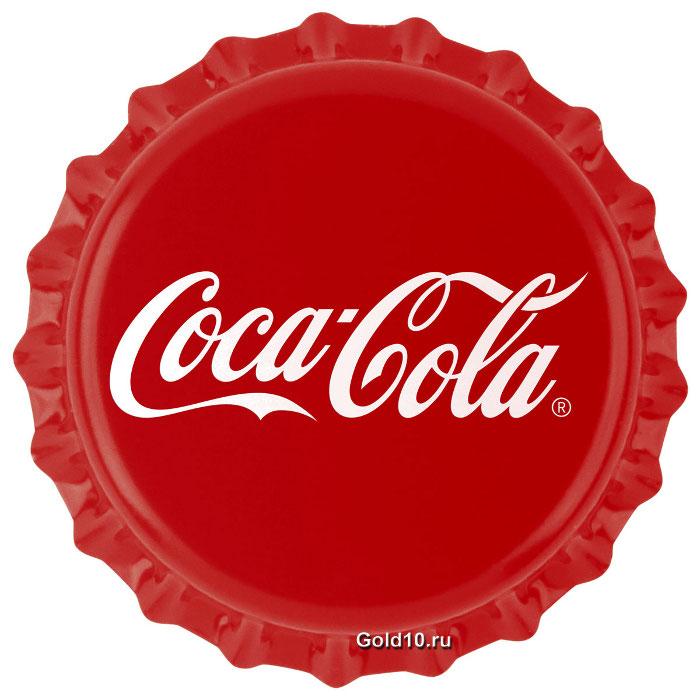 Монета «Coca-Cola»