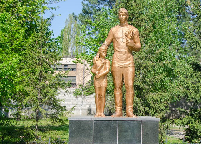 Мемориал Славы г. Дубоссары (фото - novostipmr.com)